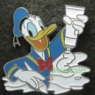 76274 Disney 2010 HKDL - Color Your Own Pins - Mickey and Friends Set (Donald)