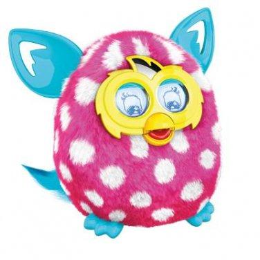 New Furby Boom Polka Dots by alextoys