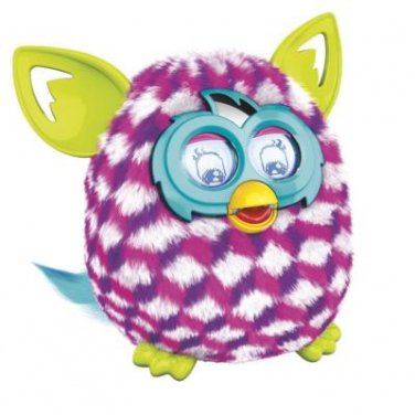 New Furby Boom Pink Cubes by alextoys