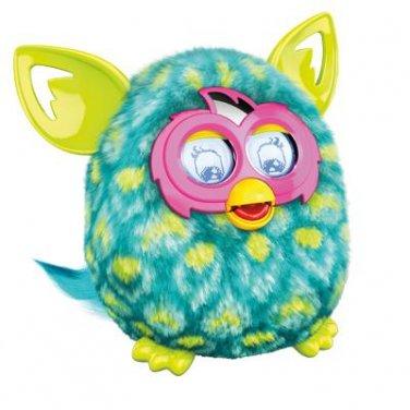 New Furby Boom Peacock by alextoys
