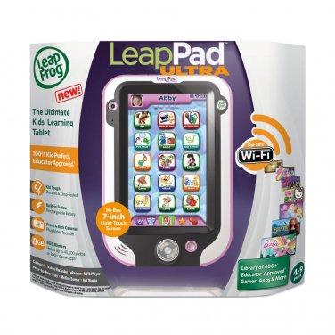 LeapFrog LeapPad Ultra Tablet - Pink by alextoys