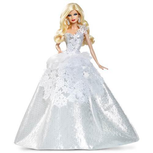 2013 Holiday Barbie Doll by alextoys