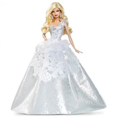 2013 Holiday Barbie Doll by alextoys
