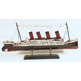 Atlantic Importers Jlbt949 Large 1912 Titanic Replica