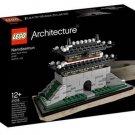 LEGO Architecture 21016 Sungnyemun by alextoys