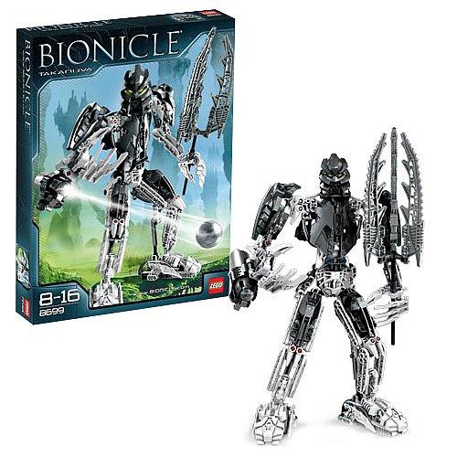 Lego Bionicle Takanuva (8699) by alextoys