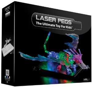 Laser Pegs 57-in-1 Dragon Building Set by alextoys