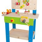 Hape Educo Wooden Master Workbench by alextoys