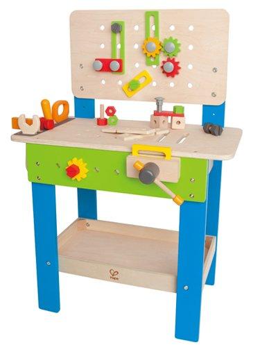 Hape Educo Wooden Master Workbench by alextoys