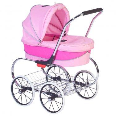 Valco Baby Princess Doll Stroller (Pink) by alextoys