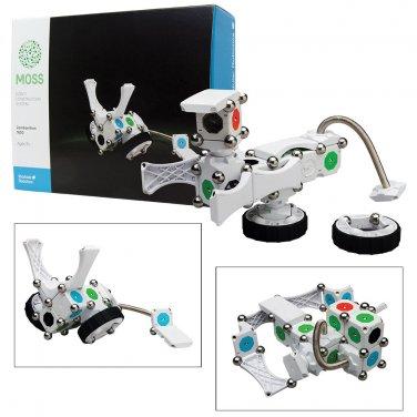 Moss Zombonitron 1600 Modular Robotics Magnetic Robot by alextoys