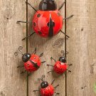 Lady Bug Garden Decor