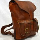 Men's real leather backpack rucksack briefcase bag india
