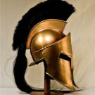 300 movie King Spartan Helmet for re-enactment,larp,role play Medieval Armour