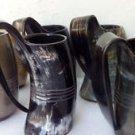 Viking Drinking Mug,Tankard SET OF SIX for beer, wine, mead, pagan and Celtic