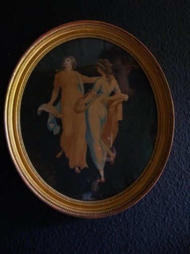Art Nouveau Painting 2