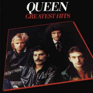 Queen- Greatest Hits LP