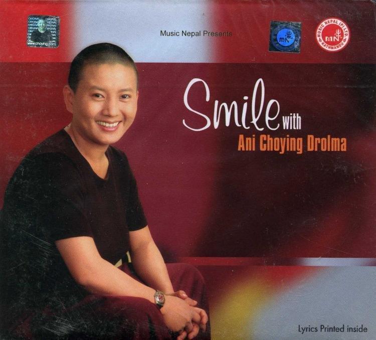 Smile with Ani Choying Drolma Nepal Music