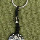 OM Mani pame Handmade Yakbone Key Ring,KE-3