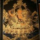 "ManjuShree Handpainted Thangka Painting(16""x22"""