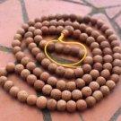 12mm Bodhi Seed Natural Tibetan Prayer Mala 108 Beads,NEPAL