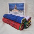 Tibetan Prayer Flag Cotton Fine Print  ,NEPAL