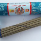 Long Life God Tribute Brocade Tibetan Ancient Incense Sticks