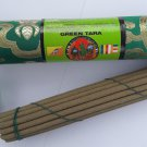 Green Tara Tribute Brocade Tibetan Ancient Incense Sticks