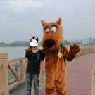 Scooby Doo mascot costume Scooby
