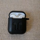 Apple AirPods 2nd Generation with Wireless Charging Case - White And Black Cover