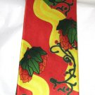 "Electric Neckwear Power 100% silk vibrant multi color 4"" blade tie NWOT"