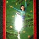 Kristi Yamaguchi 2000 Hallmark Christmas Ornament NIB