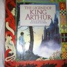 The Legend of King Arthur Robin Lister Hardback w/DJ 1st ed 3rd printing 1988