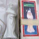 Christmas around the World lighted Madonna figurine '88