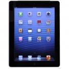 Apple iPad with Wi-Fi + Cellular 16GB - Black - AT&T (3rd generation)