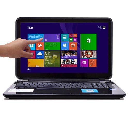 "HP 15-r137wm TouchSmart Core i3-4005U Dual-Core 1.7GHz 6GB 500GB 15.6"""