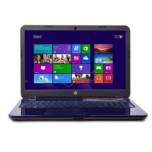 "HP 15-g075nr Fusion Quad-Core A6-6310 1.8GHz 4GB 500GB DVD±RW 15.6"""