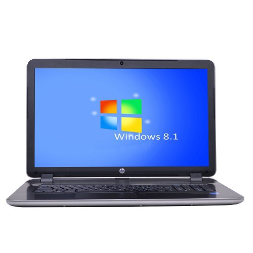 "HP 17-f037cl Fusion Quad-Core A8-6410 2.0GHz 6GB 750GB DVD±RW 17.3"""