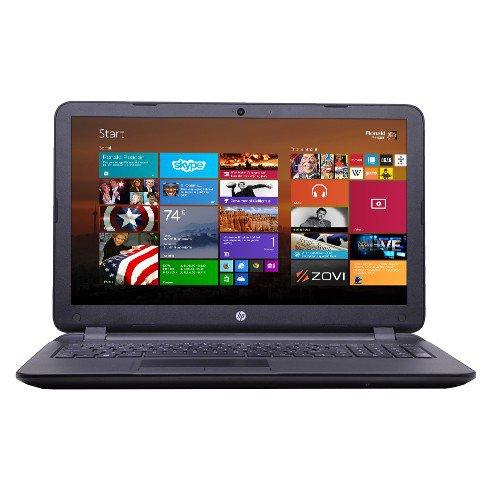 "HP 15-f033wm Celeron N2830 Dual-Core 2.16GHz 4GB 500GB DVD±RW 15.6"""