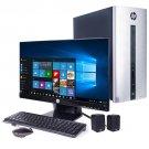 "HP Pavilion 550-153wb Mini-Tower & 23"" HP 1080p Monitor Bundle"