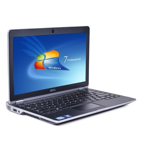 "Dell Latitude E6230 Core i7-3520M Dual-Core 2.9GHz 8GB 256GB SSD 12.5"" LED Laptop"