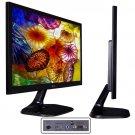 """24"""" LG 24M47H-P HDMI/VGA 1080p Widescreen LED LCD Monitor"""