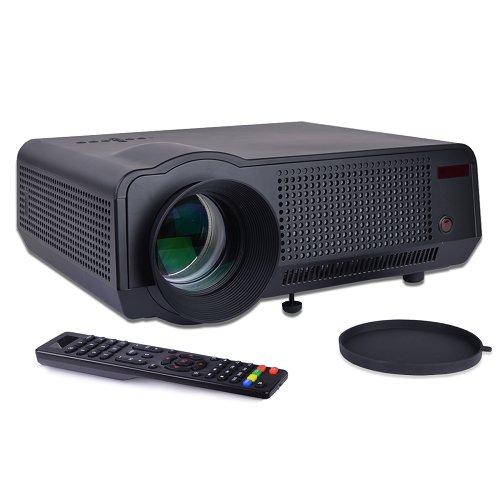 LED-86 Multimedia LED Projector w/NTSC Tuner & HDMI
