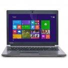 "Toshiba Tecra Z40-A Core i7-4600U Dual-Core 2.1GHz 16GB 128GB SSD 14"" LED HD Notebook W8.1P"