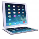 Apple iPad Air with Wi-Fi + Cellular 32GB - White & Silver - AT&T