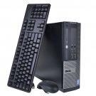 Dell OptiPlex 9020 Core i5-4570 Quad-Core 3.2GHz Small Form Factor (W7Pro)