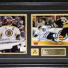 Zdeno Chara Boston Bruins Signed 2 photo frame