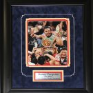 Manny Pacquiao boxing signed 8x10 frame
