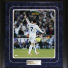 Cristiano Ronald Real Madrid signed 16x20 frame