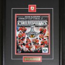 2013 Chicago Blackhawks Stanley Cup Compilation 8x10 frame